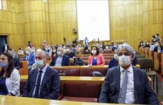 HDP'li bir milletvekilinin koronavirüs testi...