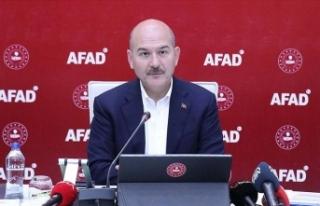 İçişleri Bakanı Soylu: Türkiye Kovid-19 sürecini...