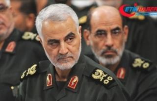 İran, Süleymani suikastıyla ilgili Trump dahil...