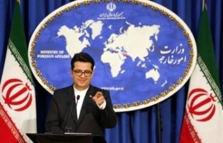 """İran: """"Michael White, insan hakları göz önüne..."""