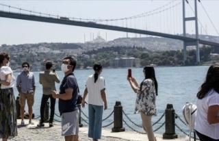 İstanbul yeni normalleşme sürecinin ilk hafta sonunu...