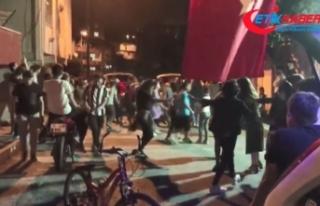 """İstanbul'da asker eğlencesinde """"pes"""" dedirten..."""