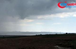 İstanbul'da uyarıların ardından kuvvetli yağmur...