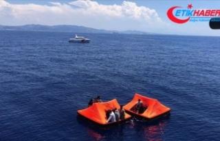 İzmir'de Yunan güvenlik güçlerince Türk...