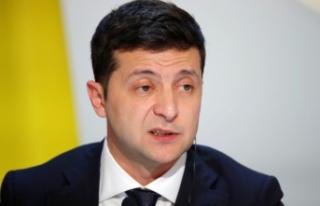 Karantinayı ihlal eden Ukrayna Devlet Başkanı Zelenskiy'e...