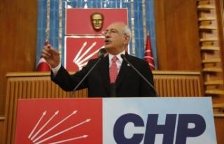 Kılıçdaroğlu: Baskıcı bir yönetimde hak aramanın...