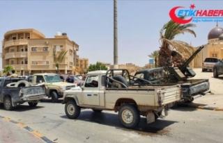 Libya Ordusu 'Zafer Yolları' isimli yeni...