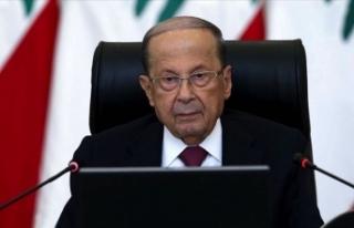 Lübnan Cumhurbaşkanı Avn: Ülkemiz bugünlerde...