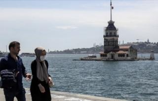 Marmara Bölgesi'nde sıcaklıkların artması...