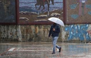 Doğu Anadolu'da 6 ilde sağanak bekleniyor
