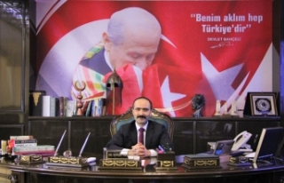 MHP Ankara İl Başkanından Aleyna Çakır için...