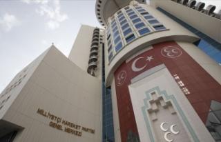 MHP il başkanları toplantısı 4 Temmuz'a ertelendi