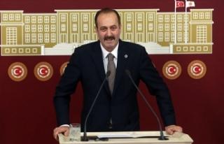 MHP'li Osmanağaoğlu: ''Türk'ün...