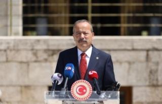 MHP'li Taytak: Cumhur İttifakı ruhuyla milletimizin...