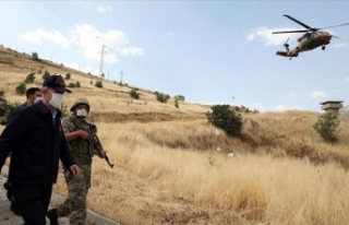 Milli Savunma Bakanı Akar: 700'den fazla hedef...