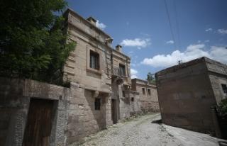 Mimar Sinan'ın doğduğu Ağırnas tarihi dokusuna...