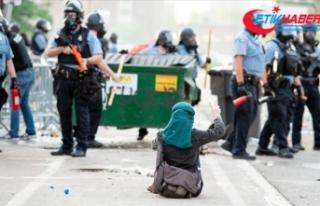 Minneapolis yönetiminden polis tutuklamalarına ilişkin...