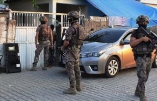 Osmaniye'de helikopter destekli uyuşturucu operasyonu:...