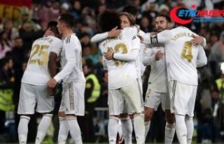 Real Madrid şampiyonluk yarışında önemli avantaj...