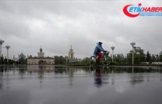 Rusya'da Kovid-19 vaka sayısı 450 bine yaklaştı