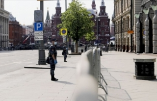 Rusya'da Kovid-19 vakaları artarken, tedbirler...