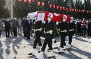 Şehit Uzman Onbaşı Recep Yüksel, Manisa'da...