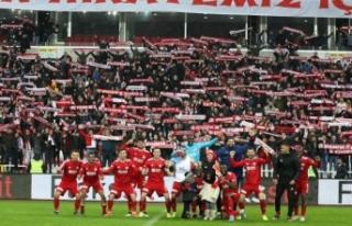 Sivasspor, Kayserispor'u ağırlayacak
