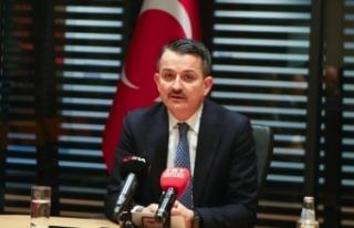 Tarım ve Orman Bakanlığından İYİ Parti Genel...