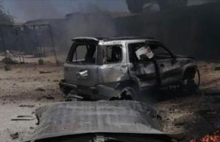 Teröristler Tel Halaf'ta sivilleri hedef aldı:...