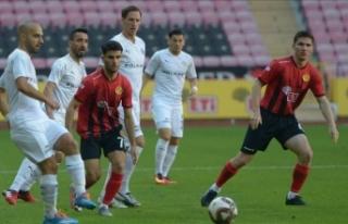 TFF 1. Lig'e ilk veda eden Eskişehirspor oldu