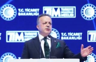 """TİM Başkanı İsmail Gülle: """"İhracatta beklentimiz..."""