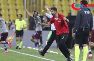Trabzonspor'da Hüseyin Çimşir tarihe geçmek...