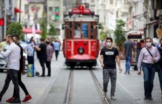 Türkiye'de Kovid-19'dan 160 bin 240 kişi...