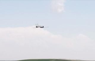 Türkiye'nin yeni kamikazesi 'Alpagu'...