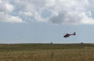 TUSAŞ: Test uçuşu yapan Hürkuş uçağımız kaza...