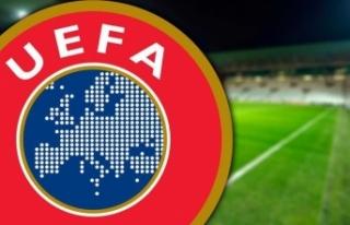 UEFA'dan Olympique Marsilya'ya 3 milyon...