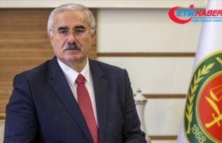 Yargıtay Başkanı Akarca: Yargıtay'da müzakereler...