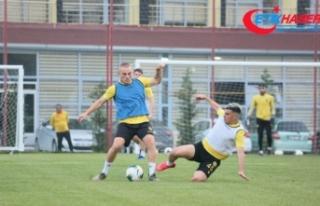 Yeni Malatyaspor'da gözler Fenerbahçe maçına...