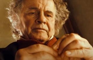 'Yüzüklerin Efendisi' filminde Bilbo Baggins'i...