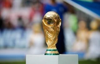 2022 FIFA Dünya Kupası finali Lusail Stadı'nda...
