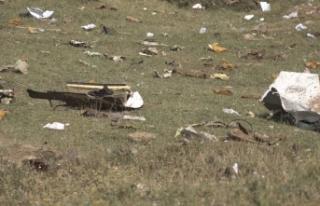 7 polisin şehit düştüğü uçağın kara kutusu...