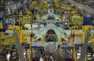 ABD F-35 parçaları için Türk şirketleri ile çalışmaya...