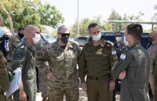 ABD Genelkurmay Başkanı General Milley'den İsrail'e...
