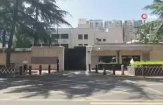 ABD'nin Chengdu Konsolosluğu kapatıldı