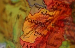 Afganistan'daki sel felaketinde ölenlerin sayısı...