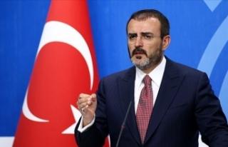 AK Parti'li Mahir Ünal'dan CHP'li...