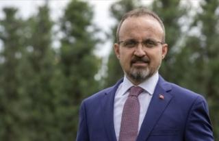 AK Parti Grup Başkanvekili Turan, AYM'nin infaz...