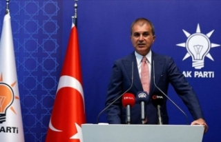 AK Parti Sözcüsü Çelik: Ayasofya cami ve kültürel...