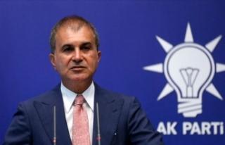AK Parti Sözcüsü Çelik: KKTC'yi asla yalnız...