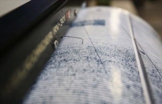 Akdeniz açıklarında 4 büyüklüğünde deprem
